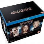 BARGAIN Battlestar Galactica: The Complete Series Blu-Ray £34.99 at Amazon - Gratisfaction UK