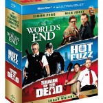 BARGAIN Blu Ray Boxset: Shaun Of The Dead, Hot Fuzz and The World's End £13 at Amazon CHEAPEST EVER PRICE - Gratisfaction UK