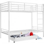BARGAIN Kenny White Bunk Bed Frame & Storage was £349.99 NOW £59.99 at Argos - Gratisfaction UK