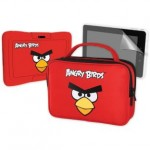 BARGAIN Kurio Angry Birds Kids Tablet Carry Bag Accessory Pack NOW £1.99 at Argos - Gratisfaction UK