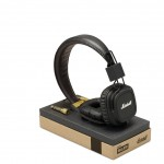 BARGAIN Marshall Major Headphones with Mic in Black was £100 NOW £53.66 at Amazon - Gratisfaction UK