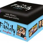 BARGAIN My Family Complete Series 1-11 Box Set [DVD] £25.30 at Amazon CHEAPEST EVER UK PRICE - Gratisfaction UK