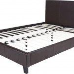 BARGAIN (Only 2 left in stock!) Jenson Kingsize Bed Frame in Chocolate was £627.50 NOW £59.99 at Argos Outlet (eBay) - Gratisfaction UK