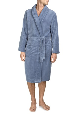 BARGAIN Super Soft Mens Dressing Gown was £12 NOW £4 at Matalan ...