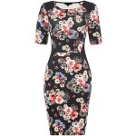 BARGAIN Therapy Floral Panel Scuba Bodycon Dress was £55 NOW £16.50 at House of Fraser - Gratisfaction UK