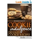 FREE Cookie Indulgence: 150 Easy Cookie Recipes [Kindle Book] Normally £2.53 4* rated at Amazon - Gratisfaction UK