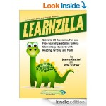 FREE Learnzilla: Guide to 30 Fun and Free Learning Websites to Help Elementary Students with Reading, Writing and Maths Kindle Book (Normally £1.94) at Amazon