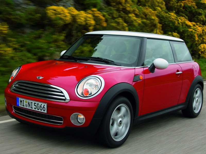 Win Free Mini Cooper on Freebie Parts Of Apple