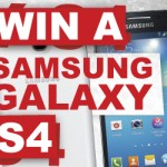 Win A Free Samsung Galaxy S4 - Gratisfaction UK
