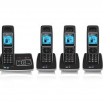 BARGAIN BT 6500 Cordless DECT Phone with Answer Machine and Nuisance Call Blocking (Pack of 4) JUST £64.99 At Amazon