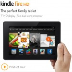 BARGAIN Kindle Fire HD 7″ £89 delivered at Amazon