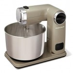 BARGAIN Morphy Richards 40042 barley 'Accents' folding stand food mixer was £70 - Gratisfaction UK
