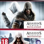 BARGAIN PS3 Assassin's Creed Brotherhood and Assassin's Creed Revelations Double Pack £10 at Amazon (or £13 Xbox 360) CHEAPEST EVER PRICE - Gratisfaction UK