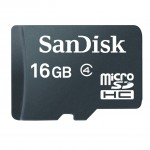 BARGAIN SanDisk SDSDQ-016G-FFP 16 GB MicroSDHC Memory Card WAS £65 NOW £8.23 At Amazon - Gratisfaction UK