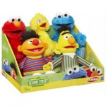 BARGAIN Sesame Street Mini Soft Plush Toy Assortment was £4.99 NOW £0.99 at Argos