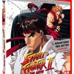 BARGAIN Street Fighter II: The Animated Movie Blu-ray £13.99 at Base - Gratisfaction UK