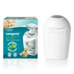 BARGAIN Tommee Tippee Sangenic Nappy Disposal Tub was £24.99 NOW £10 at Amazon - Gratisfaction UK