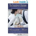 FREE The Executive's Decision Kindle Book Rated 4 Stars - Gratisfaction UK