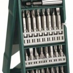 BARGAIN Bosch Power Tools Accessories Mini X-Line Screwdriving Set (25 Pieces) JUST £6.30 At Amazon - Gratisfaction UK