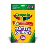 BARGAIN Crayola Coloured Pencils (36 Pack) WAS £6.89 NOW £3 At Amazon - Gratisfaction UK