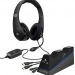 BARGAIN Playstation 4 Officially Licensed Stereo Gaming Headset Starter Kit JUST £17.99 At Amazon - Gratisfaction UK
