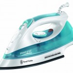 BARGAIN Russell Hobbs 15081 Steamglide Iron In White and Blue JUST £18.65 At Amazon - Gratisfaction UK