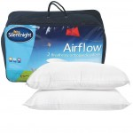 BARGAIN Silentnight Air Flow Pillow Pair JUST £16.38 At Amazon - Gratisfaction UK