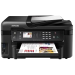 BARGAIN Epson WorkForce WF-3520DWF 4-in-1 Printer JUST £79.97 At Amazon - Gratisfaction UK