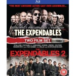 BARGAIN Expendables / The Expendables 2 [DVD] [Blu-ray] JUST £6 At Amazon - Gratisfaction UK