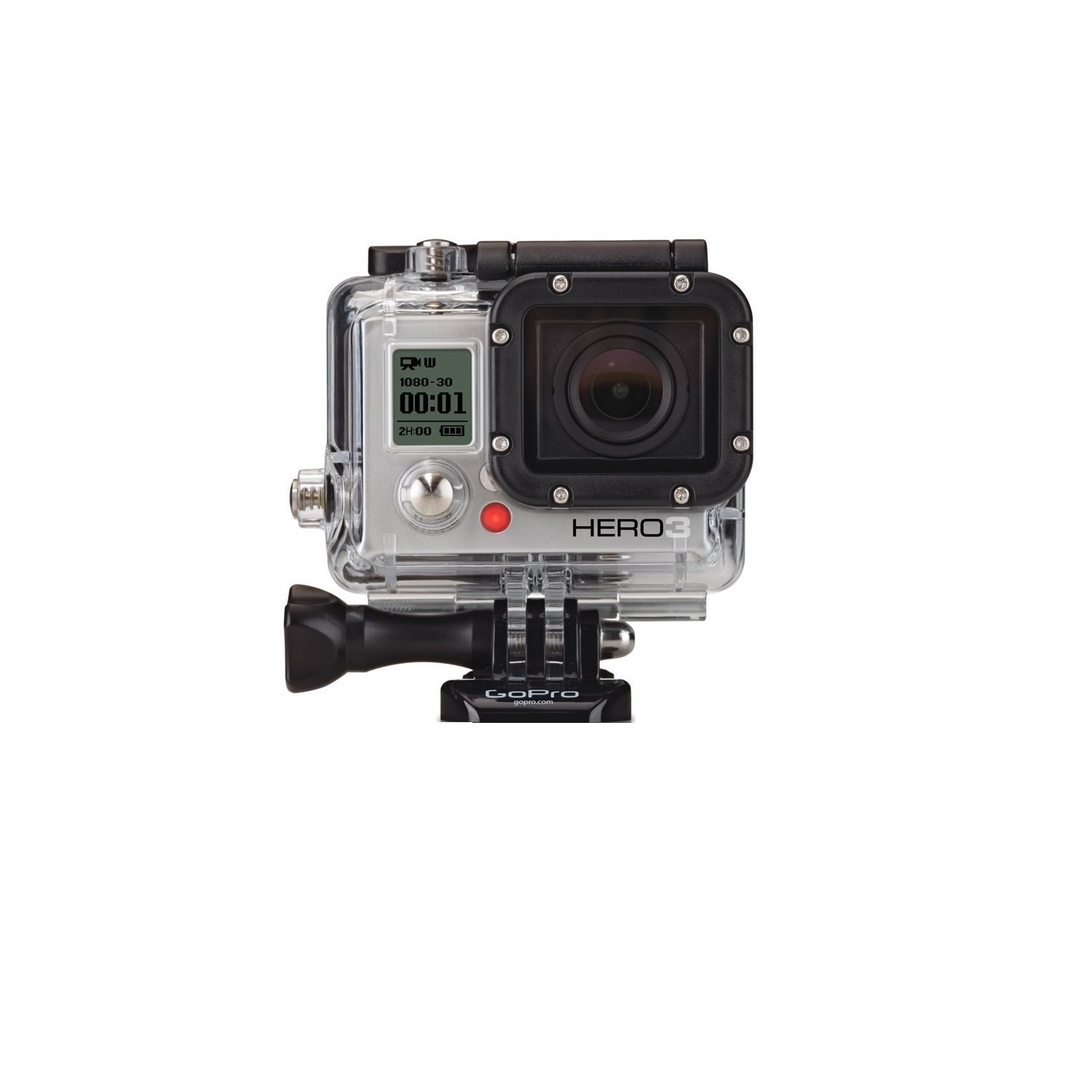 BARGAIN GoPro Hero 3 Camcorder White Edition Just GBP149