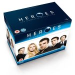 BARGAIN Heroes – Season 1-4 Complete [Blu-ray] JUST £29 At Amazon - Gratisfaction UK
