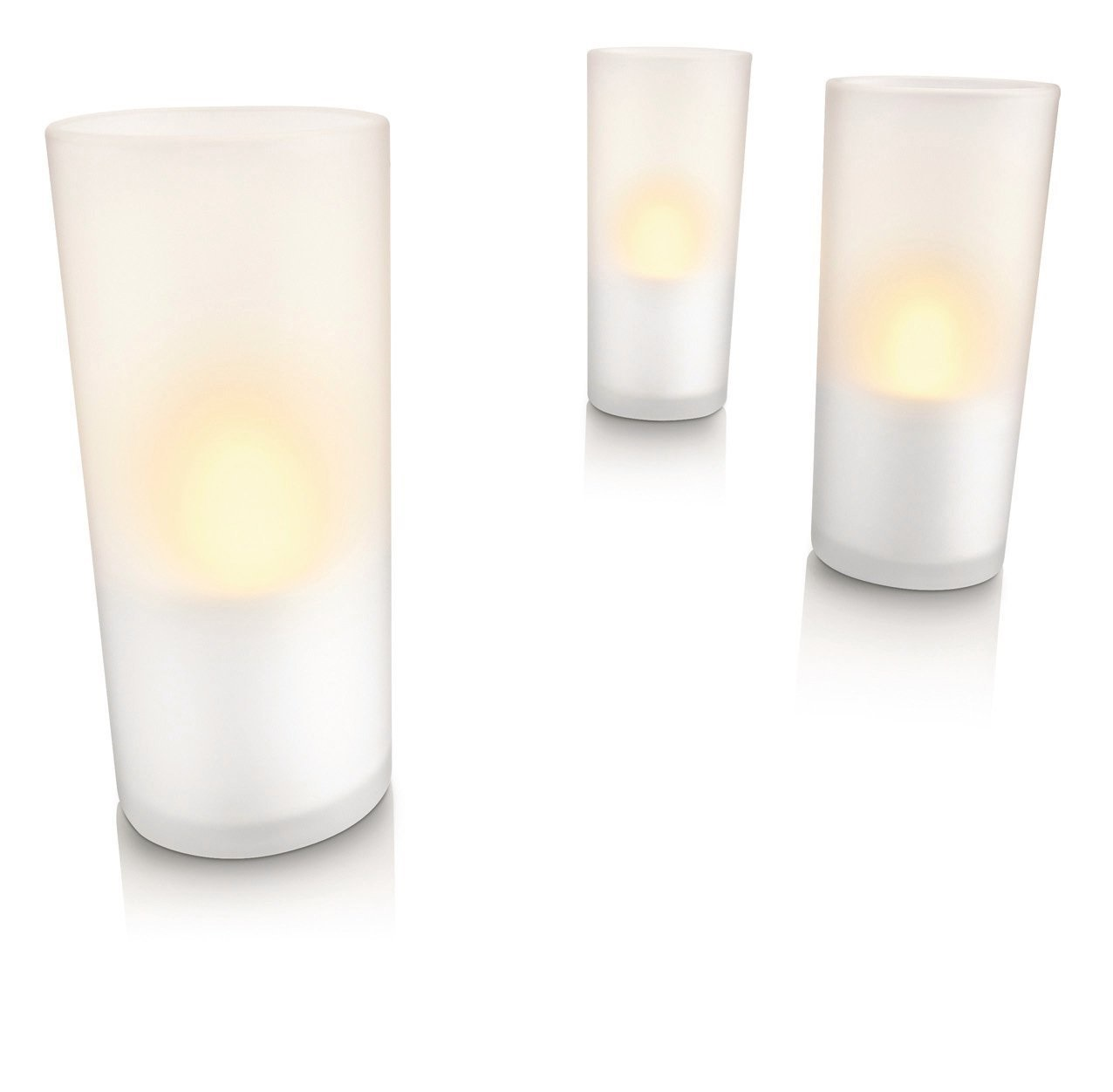 Bargain Philips Imageo Led Rechargeable Candle Lights