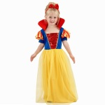 BARGAIN Snow Princess Girls Dress Up Costume Age 2-4 JUST £9.24 At Amazon - Gratisfaction UK