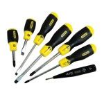 BARGAIN Stanley CUSH GRIP Screw Driver Set NOW £6.21 At Amazon - Gratisfaction UK