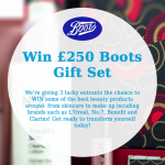FREE Boots Gift Set Worth £250