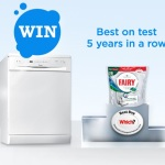 Win A Free Whirlpool Dishwasher - Gratisfaction UK