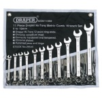 BARGAIN Draper Hi-Torq 29545 11-Piece Metric Combination Spanner Set NOW £10 At Amazon - Gratisfaction UK