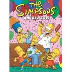 BARGAIN The Simpsons Annual 2015 NOW £2 At Amazon - Gratisfaction UK