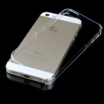 BARGAIN Ultra Slim Crystal Clear Case for iPhone 4, 5/5S, 6 and 6 Plus SAVE 70% NOW £2.99 At GROUPON