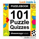 FREE 101 Puzzle Quizzes Kindle Book Rated 4 Stars - Gratisfaction UK