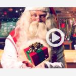 FREE Father Christmas Video - Gratisfaction UK