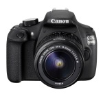 BARGAIN Canon EOS 1200D Digital SLR Camera NOW £249 At Amazon - Gratisfaction UK