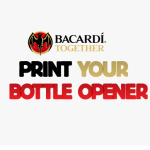 FREE Bacardi Bottle Opener And Party Trick - Gratisfaction UK
