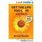 FREE Get the Life You Love and Live it Kindle Book Rated 5 Stars - Gratisfaction UK