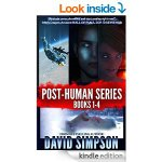 FREE Post-Human Series Books 1-4 Kindle Books Rated 4 Stars - Gratisfaction UK