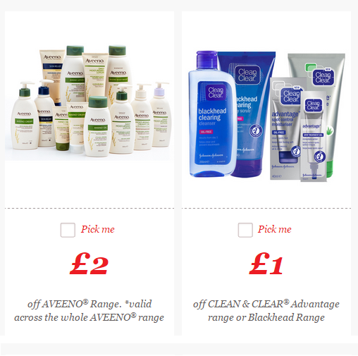 Offers and coupons uk