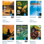 FREE National Geographic Brochures And DVDs - Gratisfaction UK