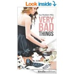 FREE Very Bad Things Kindle Book Rated 4 Stars - Gratisfaction UK