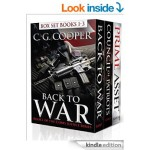 FREE Corps Justice Boxed Set: Books 1-3 Kindle Book Rated 4 Stars - Gratisfaction UK