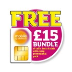 FREE Sainsburys Mobile £15 Sim Card Bundle